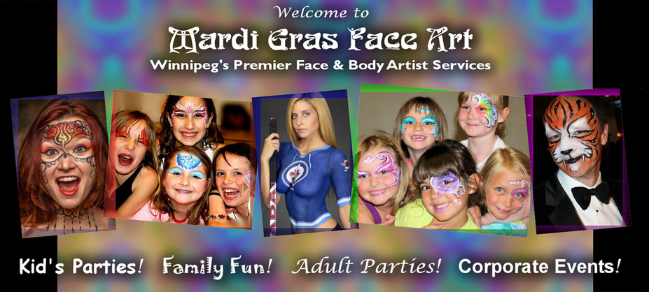 Winnipeg Face Painter