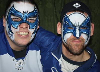 Grown Up Body Painting Rated Pg Photos Winnipeg S Face Body Painter Mardi Gras Face Art